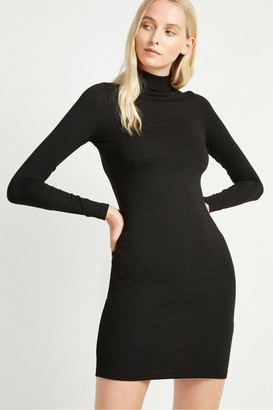French Connection Sweeter Sweater High Neck Dress