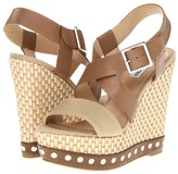 Steve Madden Sheek (Natural Multi) - Footwear