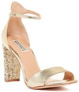 Badgley Mischka Gwen Chunky Heel Sandal