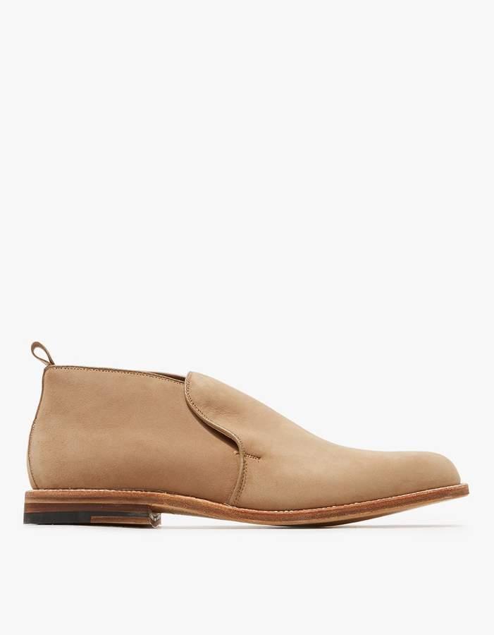 Alden Morris Slip-On Chukka Boot