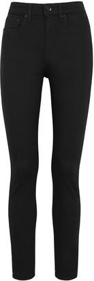 Rag & Bone Nina Black Skinny Jeans