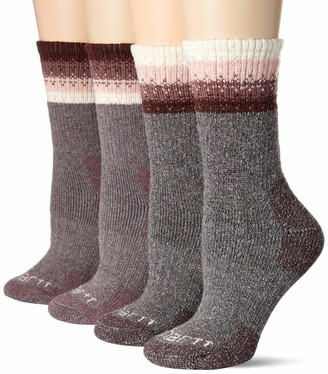 Carhartt Women's 4 Pack Thermal Crew Sock