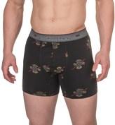 Lucky Brand Printed Cotton Boxer Briefs (For Men)
