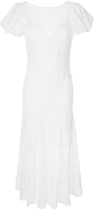 Sir. Elodie broderie anglaise dress