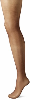 Hanes Women's Plus Size Curves Silky Sheer Legwear