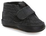 Vans Infant Boy's Sk8-Hi Crib Sneaker