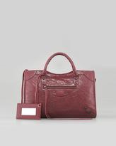 Balenciaga Classic City Bag, Rose Thulian