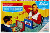 Hasbro Retro Series Battleship Game