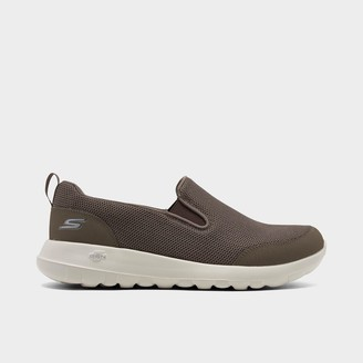 Skechers Men's GOwalk Max - Clinched Slip-On Casual Shoes
