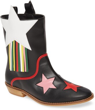 Stella McCartney Star Cowboy Boot