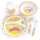Mackenzie Childs MacKenzie-Childs Toddler's Dinnerware Set - Bunny