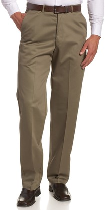 Haggar Men's Big-Tall Work to Weekend Hidden Expandable Waist Plain Front Pant