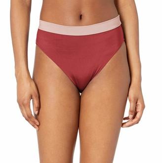 Body Glove Women's Marlee High Waist Bikini Bottom Swimsuit