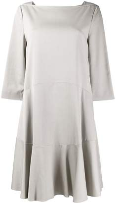 Emporio Armani flared shift dress
