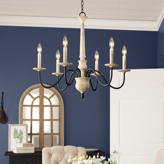 Birch Lane Helen 6 - Light Candle Style Classic / Traditional Chandelier Heritage