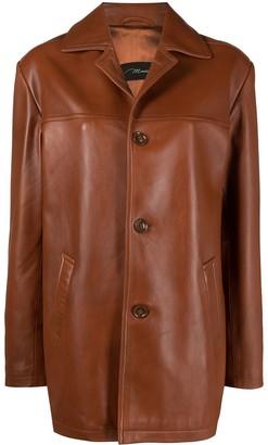 Manokhi Oversized Buttoned Jacket