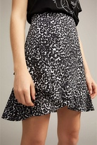 Witchery Wrap Ruffle Skirt