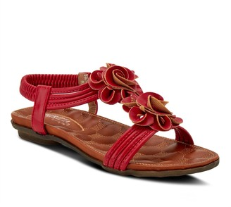 Patrizia Nectarine Women's T-Strap Sandals