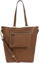 Accessorize Molly Zip Tote Bag