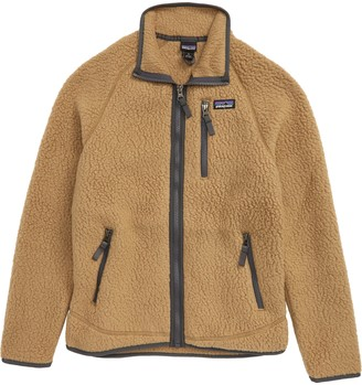 Patagonia Retro Pile Recycled Fleece Zip Jacket