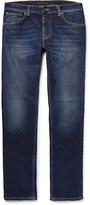 Nudie Jeans Grim Tim Slim-Fit Stretch-Denim Jeans