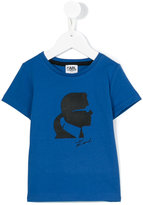 Karl Lagerfeld printed T-shirt - kids - Cotton - 24 mth