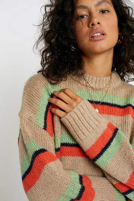 Urban Outfitters Stripe Oversized Sweater