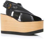 Isabel Marant Zlova Platform Sandals