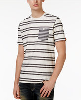 American Rag Men's Elevated Stripe Cotton T-Shirt, Only at Macy's