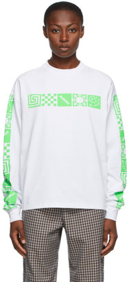 Rassvet White Logo Long Sleeve T-Shirt