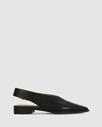 EOS Women's Black Loafers - Ema-1 - Size One Size, 38 at The Iconic