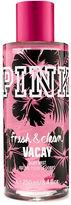 PINK Fresh & Clean Vacay Body Mist