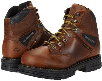 Wolverine Hellcat UltraSpring 6 Boot (Tobacco) Men's Shoes