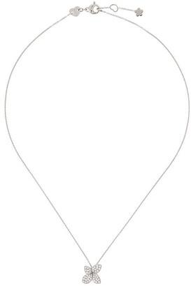 Pasquale Bruni 18kt white gold Petit Garden diamond necklace