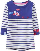 Joules Floral Jersey Top