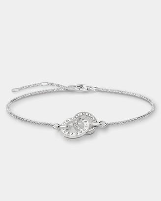 Thomas Sabo Together Circle Rings Bracelet