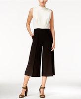 Rachel Roy Colorblocked Wide-Leg Jumpsuit, Only at Macy's