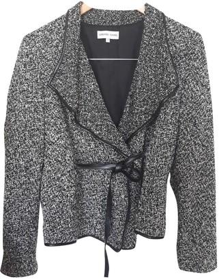 Gerard Darel Black Wool Jacket for Women