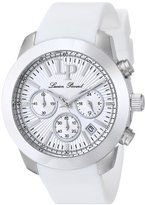 Lucien Piccard Women's LP-12938-02 Belle Etoile Analog Display Japanese Quartz White Watch