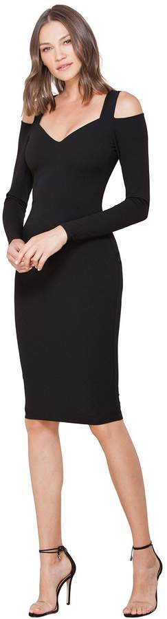 Hale Bob Victoire Crepe Dress