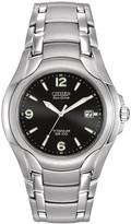 Citizen Men's Eco-Drive Bracelet Watch, 40mm