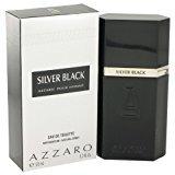 Azzaro Silver Black by Loris Eau De Toilette Spray 1.7 oz / 50 ml for Men