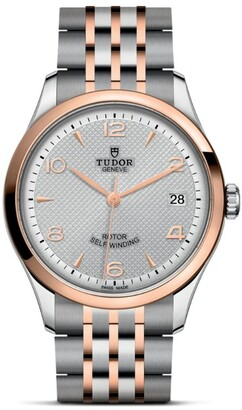 Tudor 1926 Steel and Rose Gold Watch 36mm
