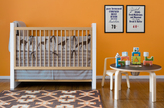 Baby Crib Bedding - Animals