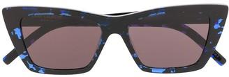 Saint Laurent Eyewear SL276 square-frame sunglasses