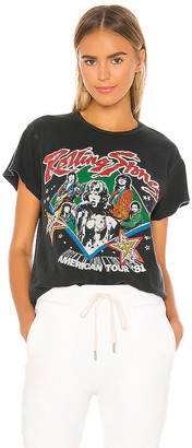 MadeWorn Rolling Stones Sold Out '81 Tee