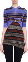 Celine Striped Knit Top
