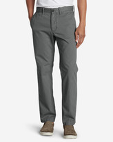Eddie Bauer Men's Legend Wash Chino Pants - Classic Fit