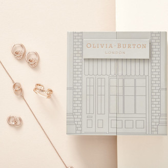 Olivia Burton Women's House of Classics Gift Set - Rose Gold