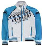 Everlast Kids Track Top Jacket Junior Boys Breathable Lightweight Stripe Print